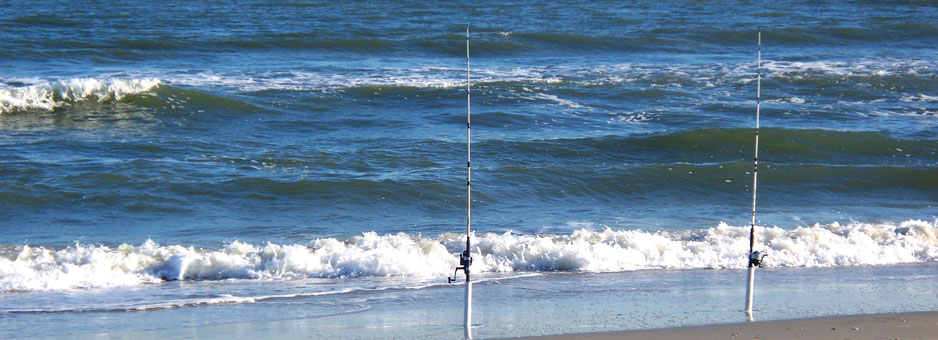 Belmar Surf Fishing